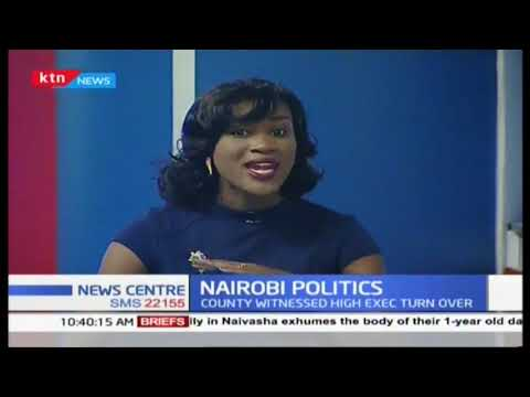 Nairobi politics : Sonko on accusing former Education CEC