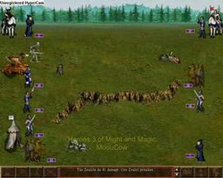 Afbeeldingen van Heroes of Might and Magic 3 Demo