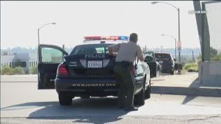 Shootout on the 215 in Riverside kills CHP officer, suspect