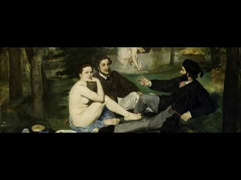 Édouard Manet (1832 – 1883) - Part II - A collection of works painted between 1862 and 1863
