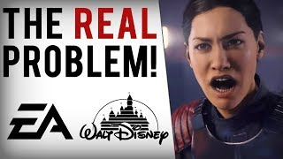 EA Destroying Star Wars In Gaming, Disney CEO Supports Them & Doesn't Care About Fans Demands...
