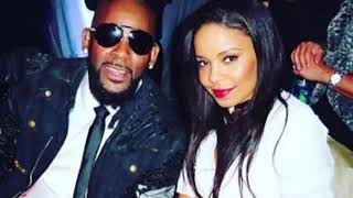Surprising! R. Kelly already has love companion! Aaliyah's mother confirms that she saw him!