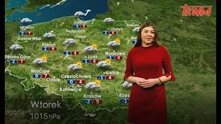 Prognoza pogody 14.01.2020