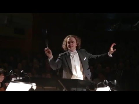 Jacob Gade - Jalousie Tango. Yuri Medianik - conductor. Novaya Opera Moscow Theatre orchestra