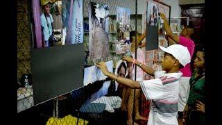 Jugendliche zeigen ihre Welt in einer Fotoausstellung in Brasilien