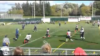 Ayden Seo highschool football highlights #17 #18