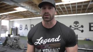 Bradley Martyn - Big Chest Day | Full Routine