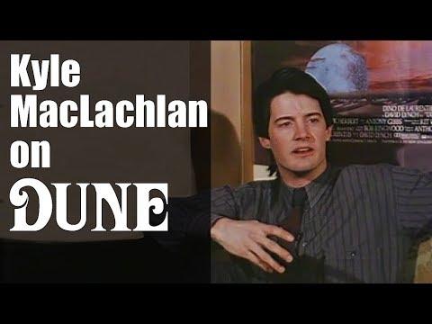 Kyle MacLachlan on Dune  De película 1985