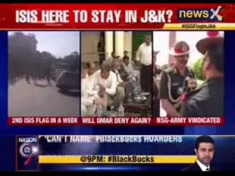 Junaid Matoo, NC Spokesperson: ISIS here to stay in J&K