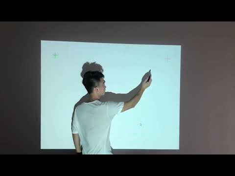 how to work with oway digital interactive whiteboard WB3100