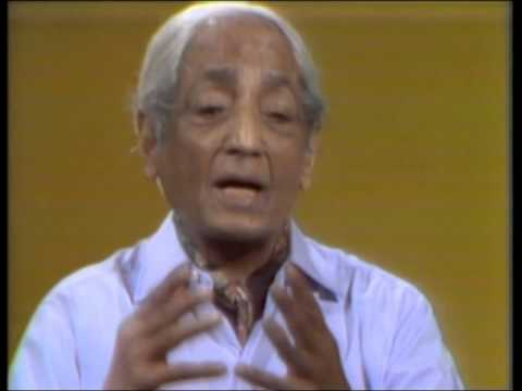 J. Krishnamurti - San Diego 1974 - Conversation 3 - What is communication with others?