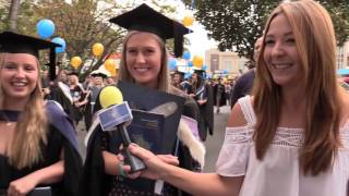 Manawatu Graduation Celebrations! 2016 | Massey University
