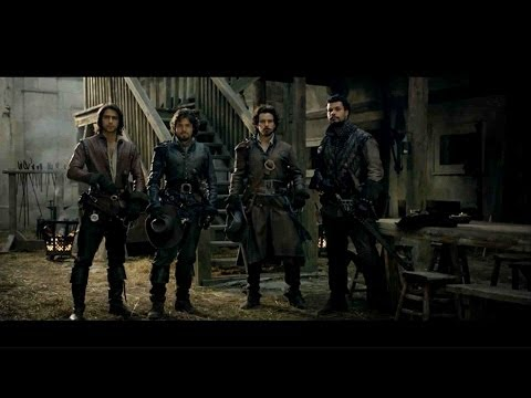 The Musketeers:   BBC One