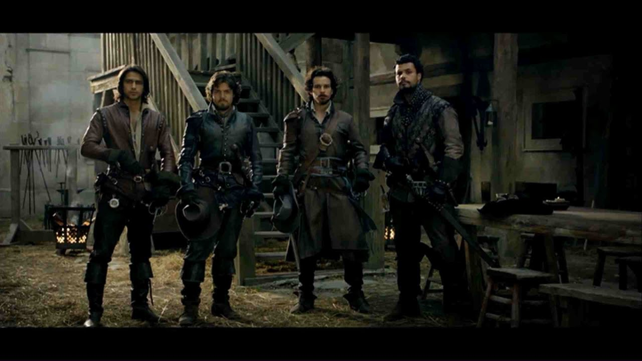 Bbc Picture: The Musketeers: Trailer