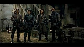 The musketeers serie