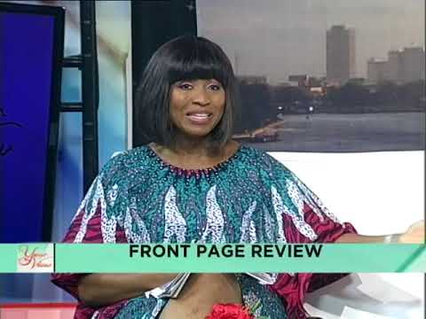 Your View 25th May 2018 | The Trending Linda Ikeji's Story