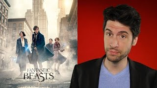 Fantastic Beasts and Where to Find Them - Movie Review
