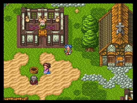 Image result for dragon quest snes