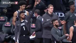 Denver Nuggets vs Brooklyn Nets - Full Game Highlights - October 29, 2017 - 2017-18 NBA season