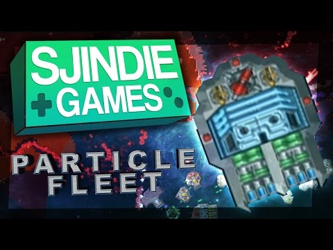 Particle Fleet (Sjindie Games)