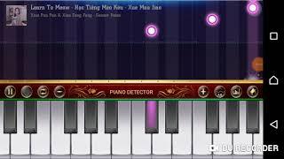 Xue mao jiao bằng đàn #piano trên ...
