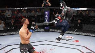 VENOM ТОП ЗВЕРСКИХ НОКАУТОВ в UFC 3