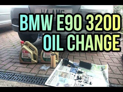 bmw e90 320d oil filter socket size