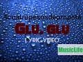 4 Pesos de Propina - Glu Glu | Letra/Lyric Video