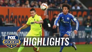 Video Gol Pertandingan FC Augsburg vs Schalke 04