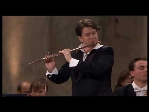Rodrigo - Concierto pastoral pour flûte - I.- Loïc Schneider