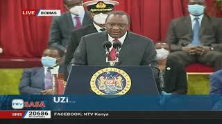 President Uhuru's speech at Bomas: DP Ruto knew everything about 'Handshake'