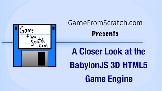 A Closer Look at the BabylonJS 3D HTML5 Game Engine