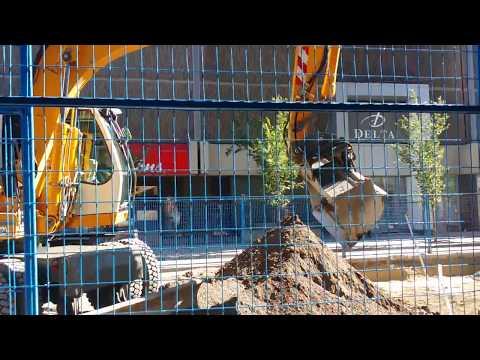 LRT Construction (Queen St., Ottawa, ON) #3