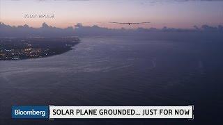 Pilot's Secret to a 5-Day Solo Flight