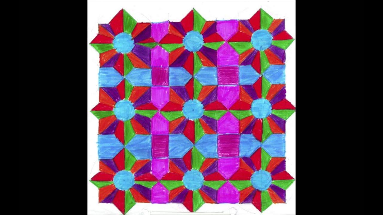 geometric design g7 mathematics design project youtube
