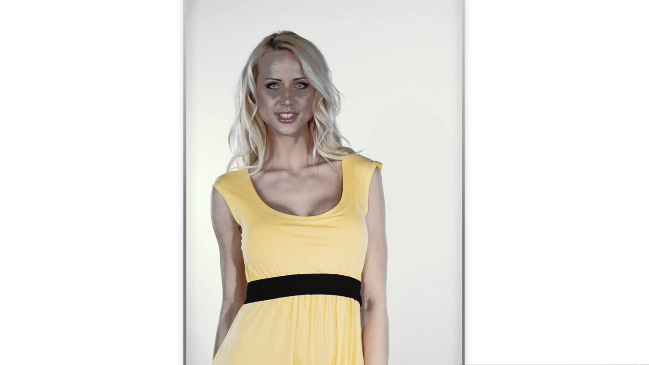 My tummy maternity dress amy yellow youtube my tummy maternity dress amy yellow ombrellifo Images