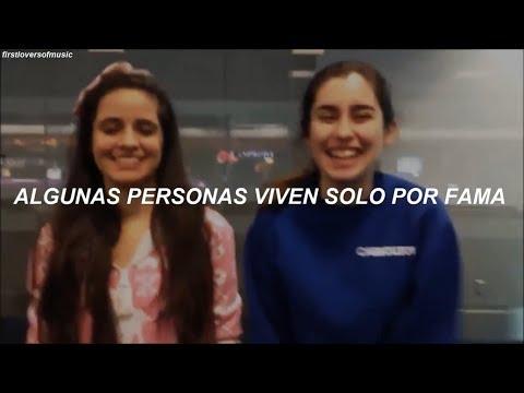 Camila Cabello & Lauren Jauregui - If I Ain't Got You (Traducida al Español)