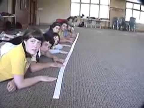 Helium Roll Duct Tape Teambuilding Game Doovi