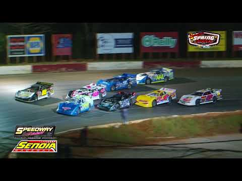 Spring Nationals Series Heat One @ Senoia Raceway March 31, 2018