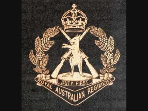5th Battalion Royal Australian Regiment (Quick March)