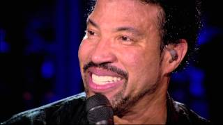 Lionel Richie - Hello (Live) (2007) (HD)