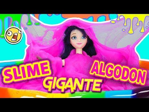 Piscina de Slime de Algodon de Azucar | Marinette y Adrien