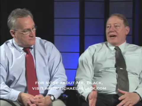 Andrew Vachss interviews Michael A. Black