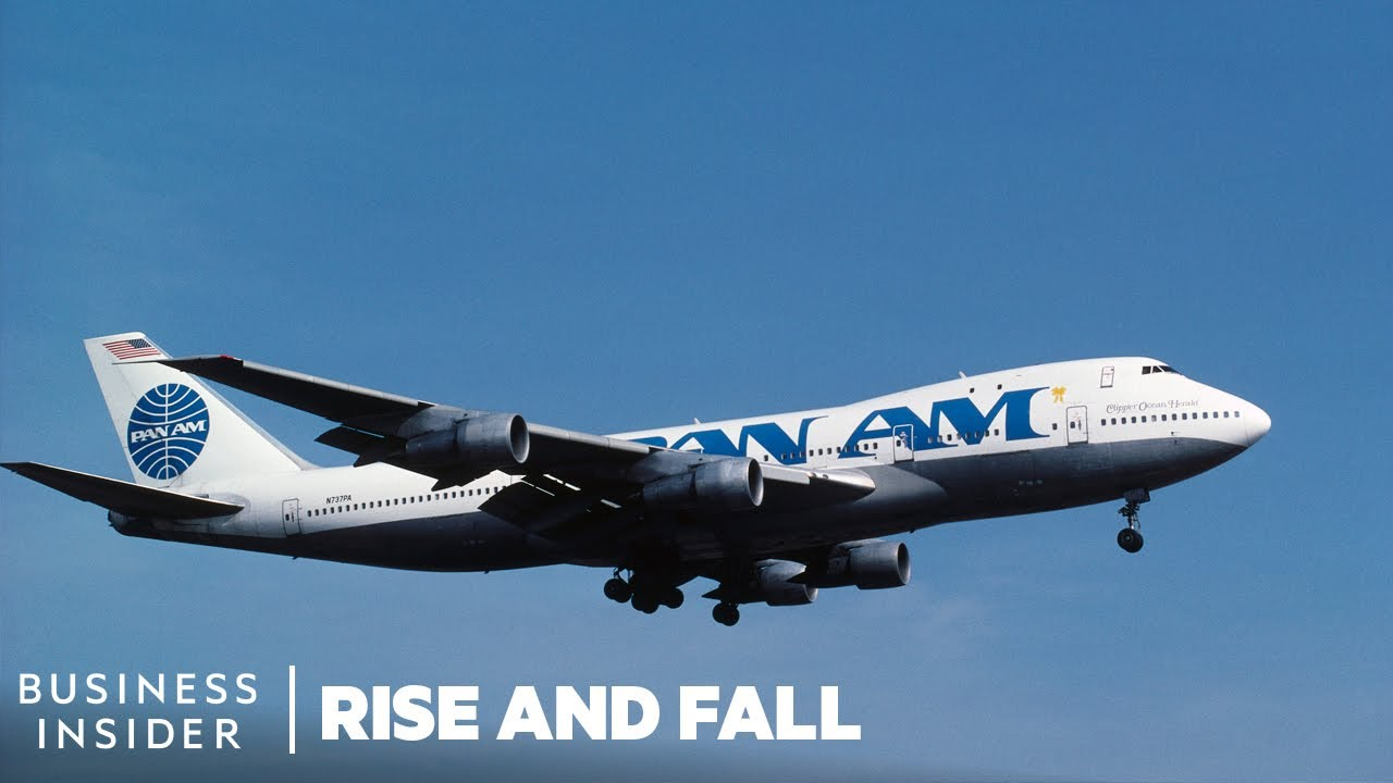 Download The Rise And Fall Of Pan Am