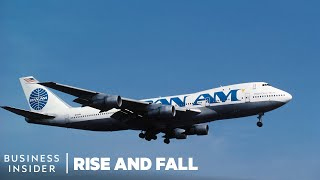 The Rise And Fall Of Pan Am