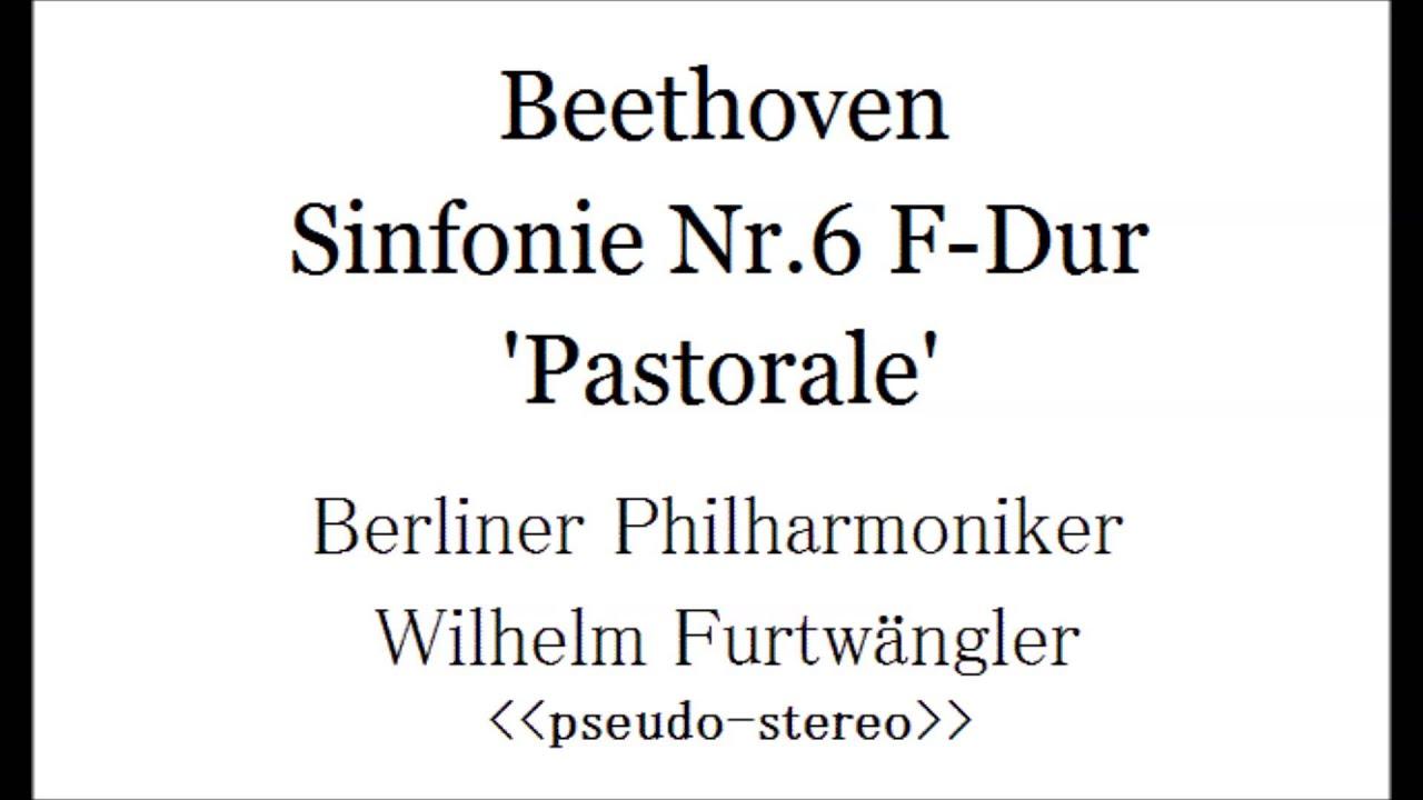 Sinfonie Beethovens 6