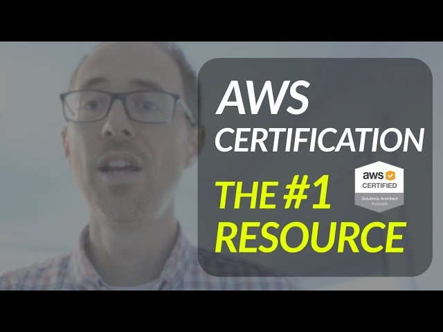 AWS Certifications | My #1 Resource to learn and pass the exam