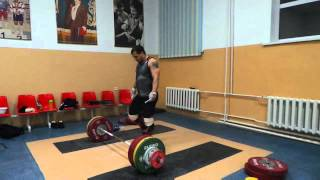 Big Friday/training No 3/Ilya Ilyin