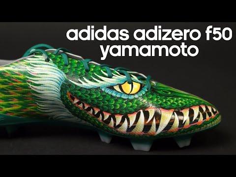 Review botas adidas adizero f50 Yamamoto