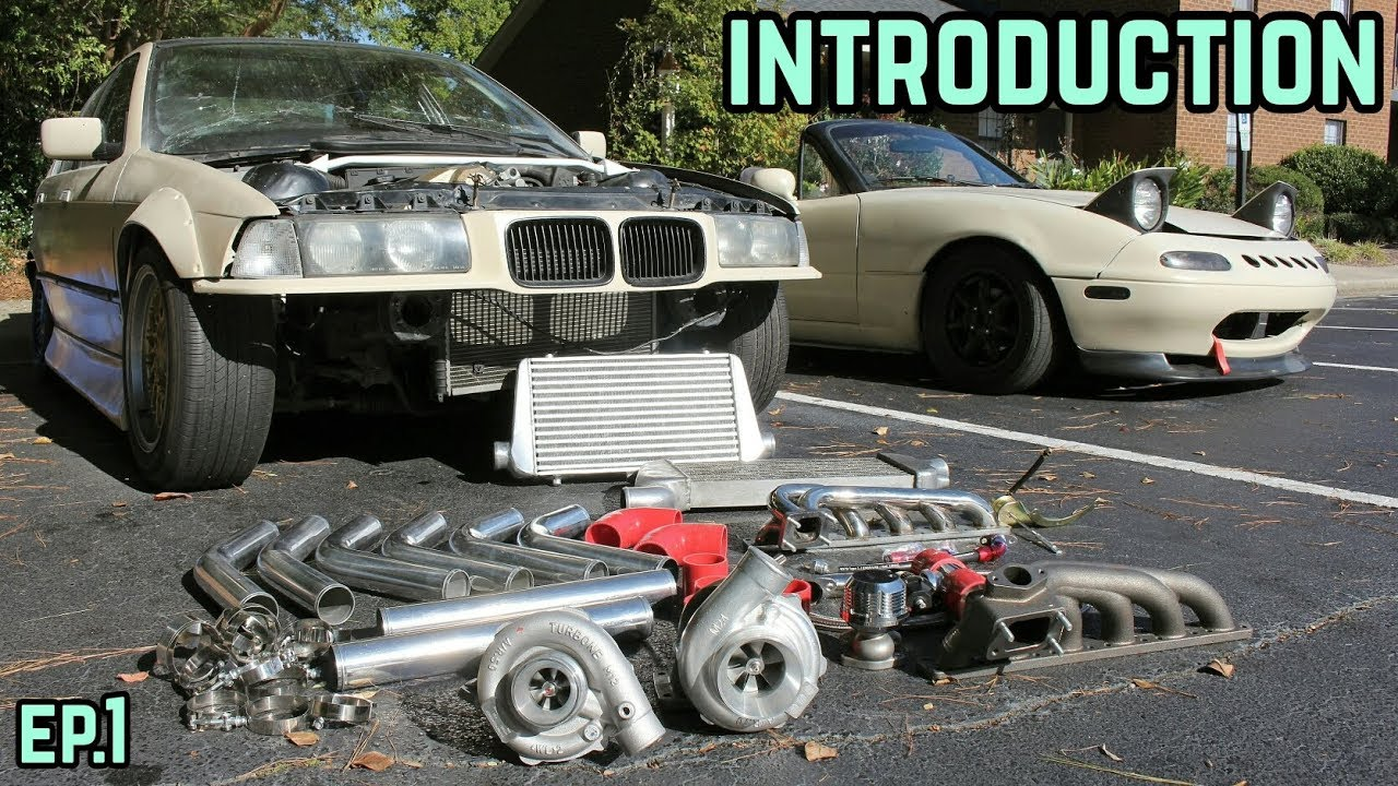 How To Turbo Your E36 Ep 1 Introduction Bmw 325i Drift Build